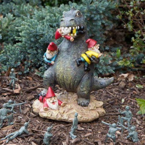 Godzilla Garden Gnome - TV and Film Stuff