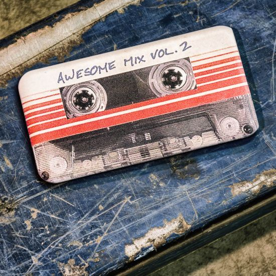 GUARDIANS OF THE GALAXY MIXTAPE POWER BANK | TV and Film Stuff