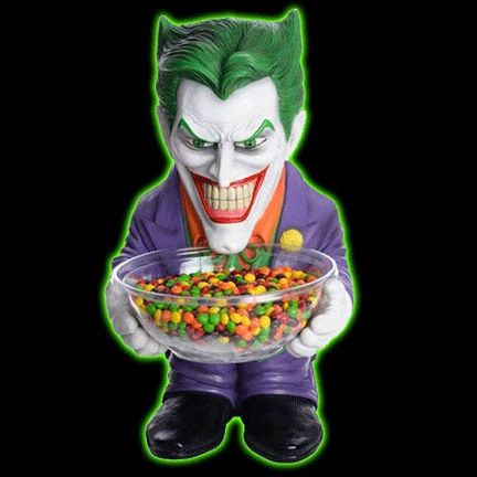 Tv and Film Stuff | Joker Candy Bowl Holder