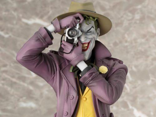 The Joker Killing Joke Statue - TV and FIlm Stuff