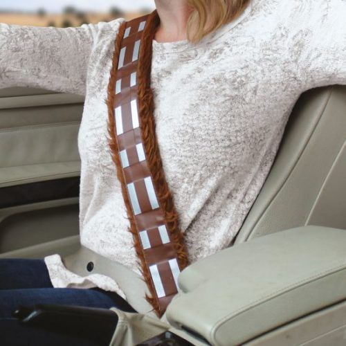 Star Wars Chewbacca Seat Belt Cover tv-film-stuff