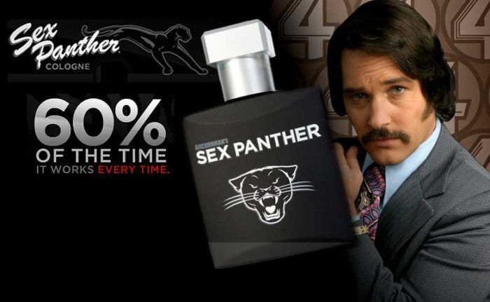 Anchorman Sex Panther Cologne   TV and Film Stuff