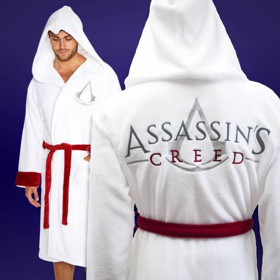 ASSASSIN'S CREED BATH ROBE