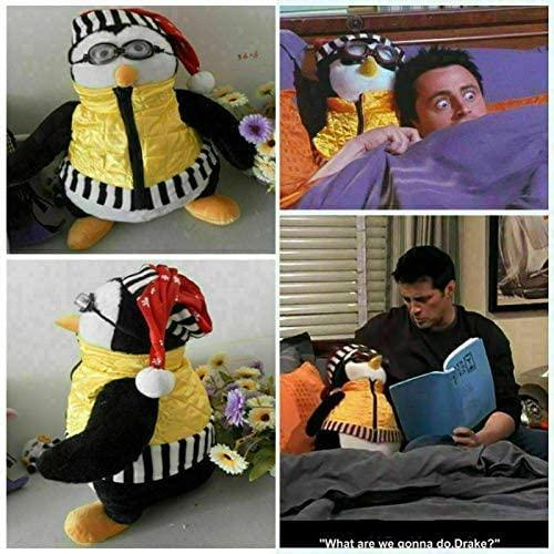 Hugsy Penguin from Friends