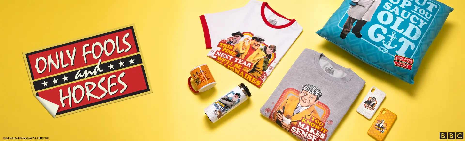 only fools and horses gifts